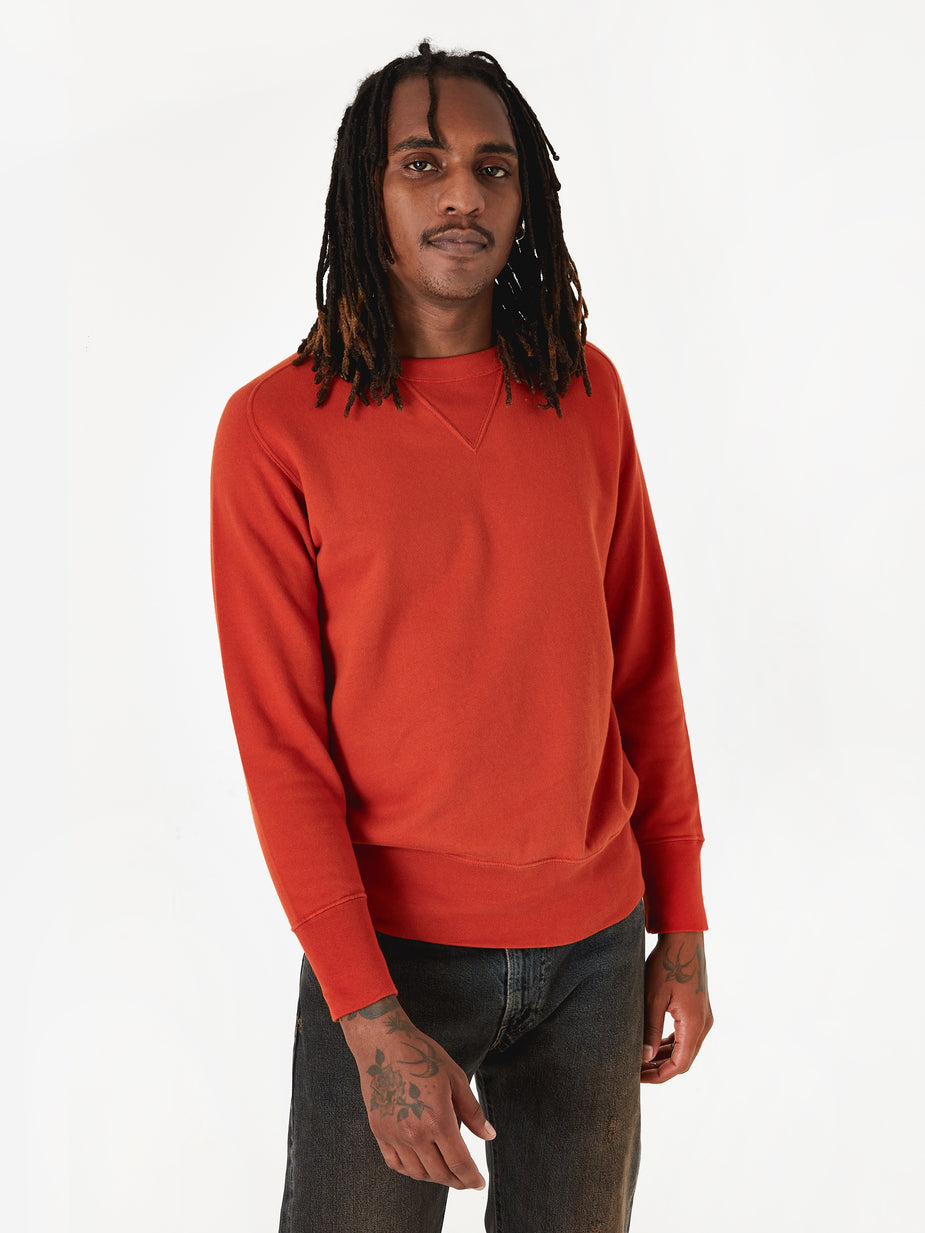 Levis Vintage Clothing Levis Vintage Clothing Bay Meadows Sweatshirt - Rooibus Tea