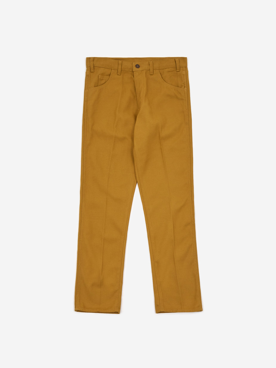 Levis Vintage Clothing Levis Vintage Clothing 1960's Spike Pant - Wood Thrush - Brown