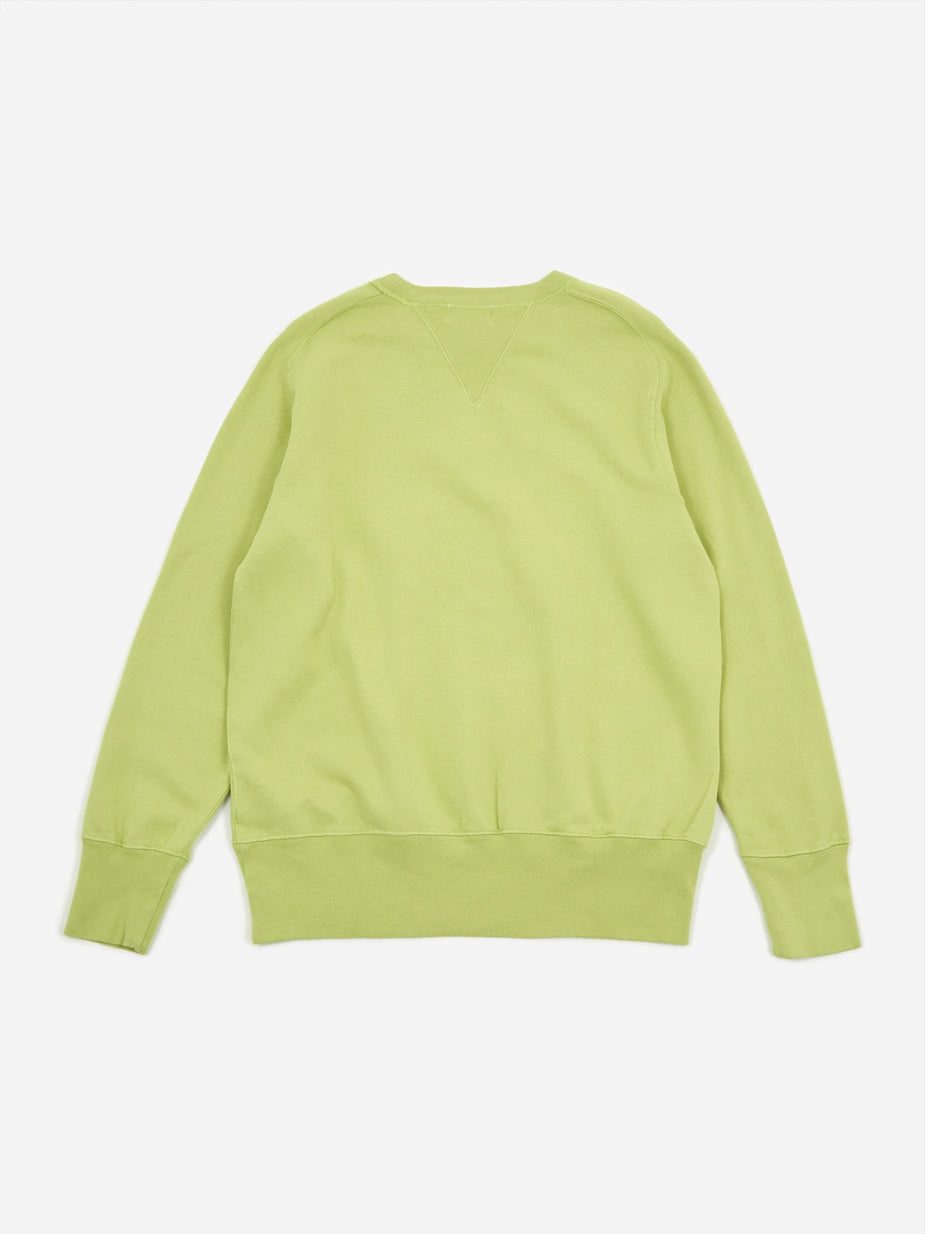 Levi's Vintage Clothing Levis Vintage Clothing Bay Meadows Sweatshirt - Apple Green - Green