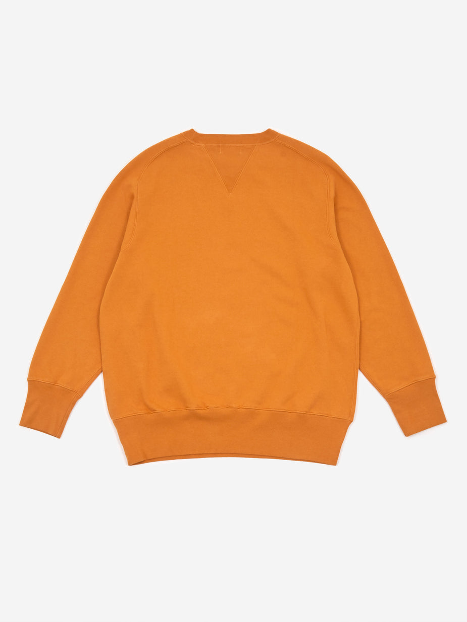 Levis Vintage Clothing Levis Vintage Clothing Bay Meadows Sweatshirt - Russet Orange - Orange