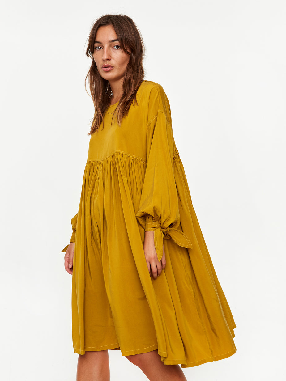 LF Markey LF Markey Kel Dress - Chartreuse - Green