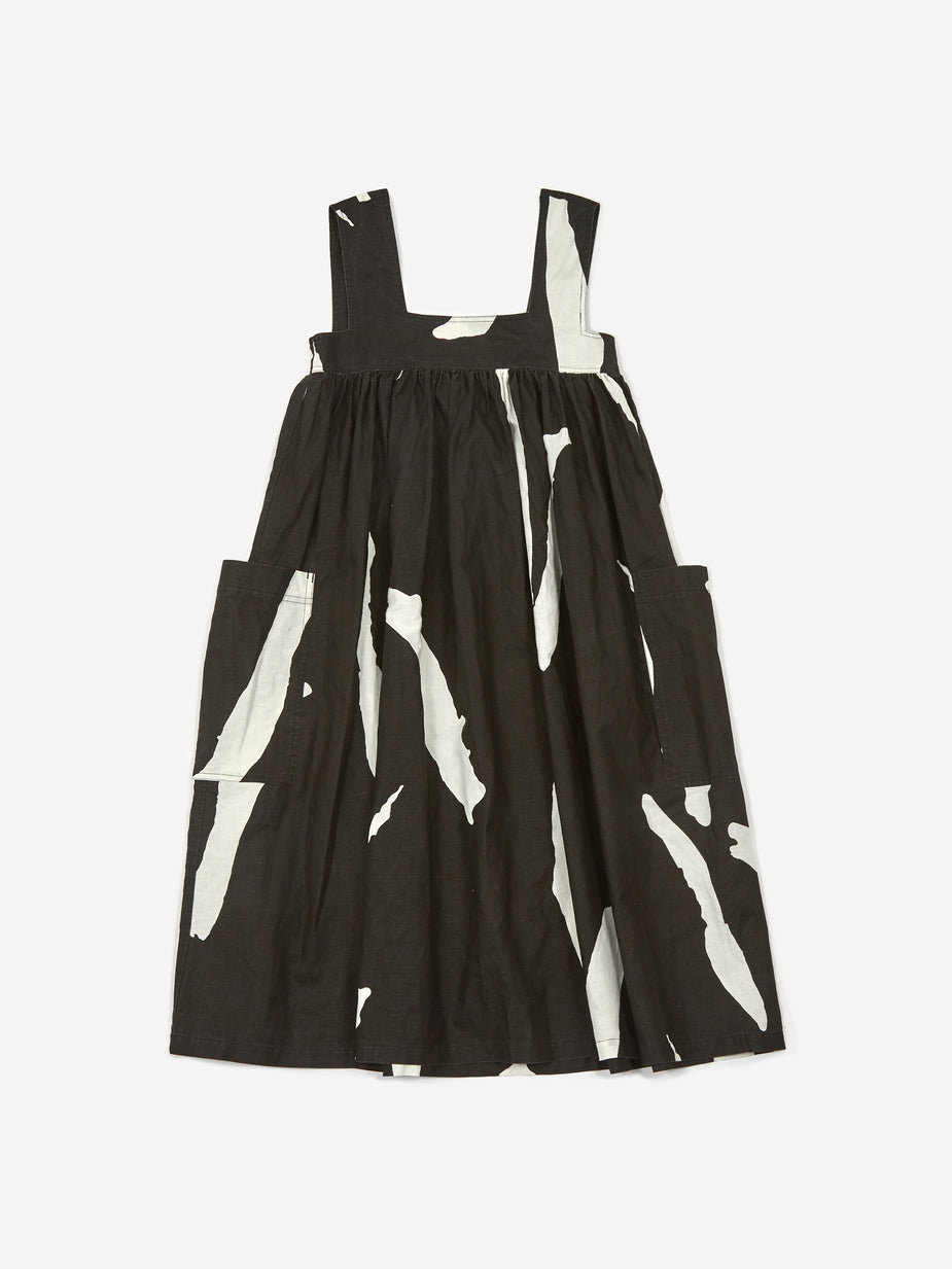 LF Markey LF Markey x Goodhood Cameron Short Dress - Black/White - Black