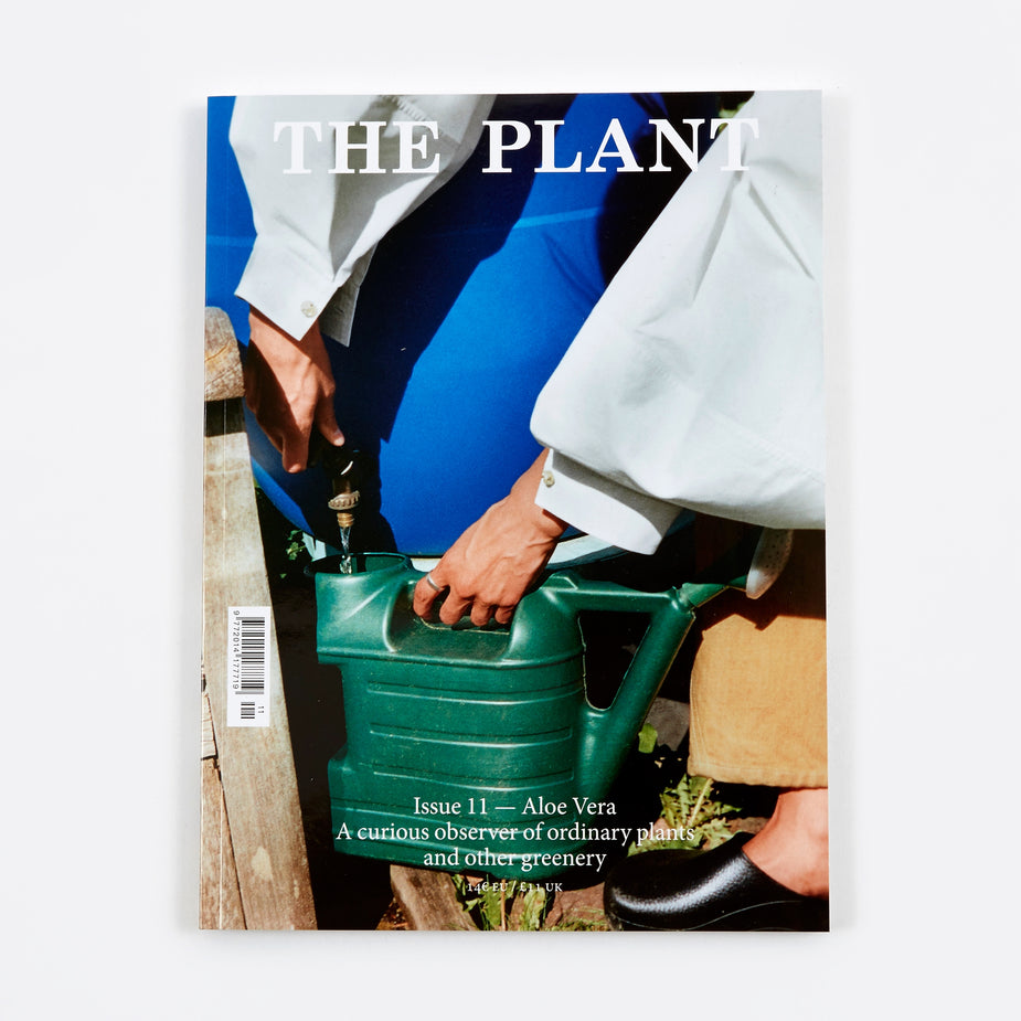 The Plant The Plant - Issue 11 - Green