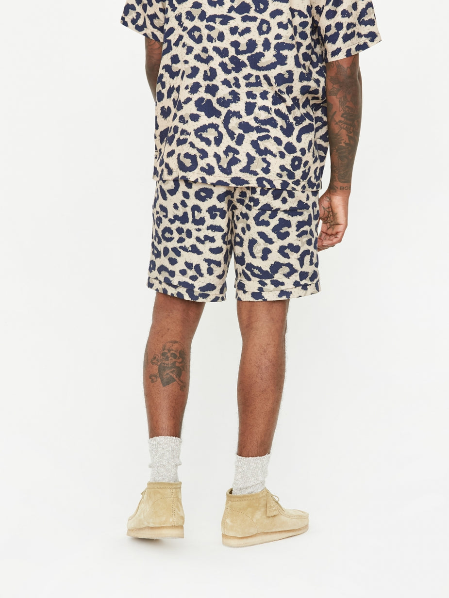 Magic Castles Magic Castles 2 Layer Short - Leopard - Animal Print