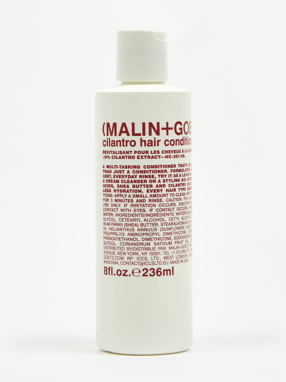 Malin+Goetz Malin+Goetz Cilantro Hair Conditioner - 236ml - White