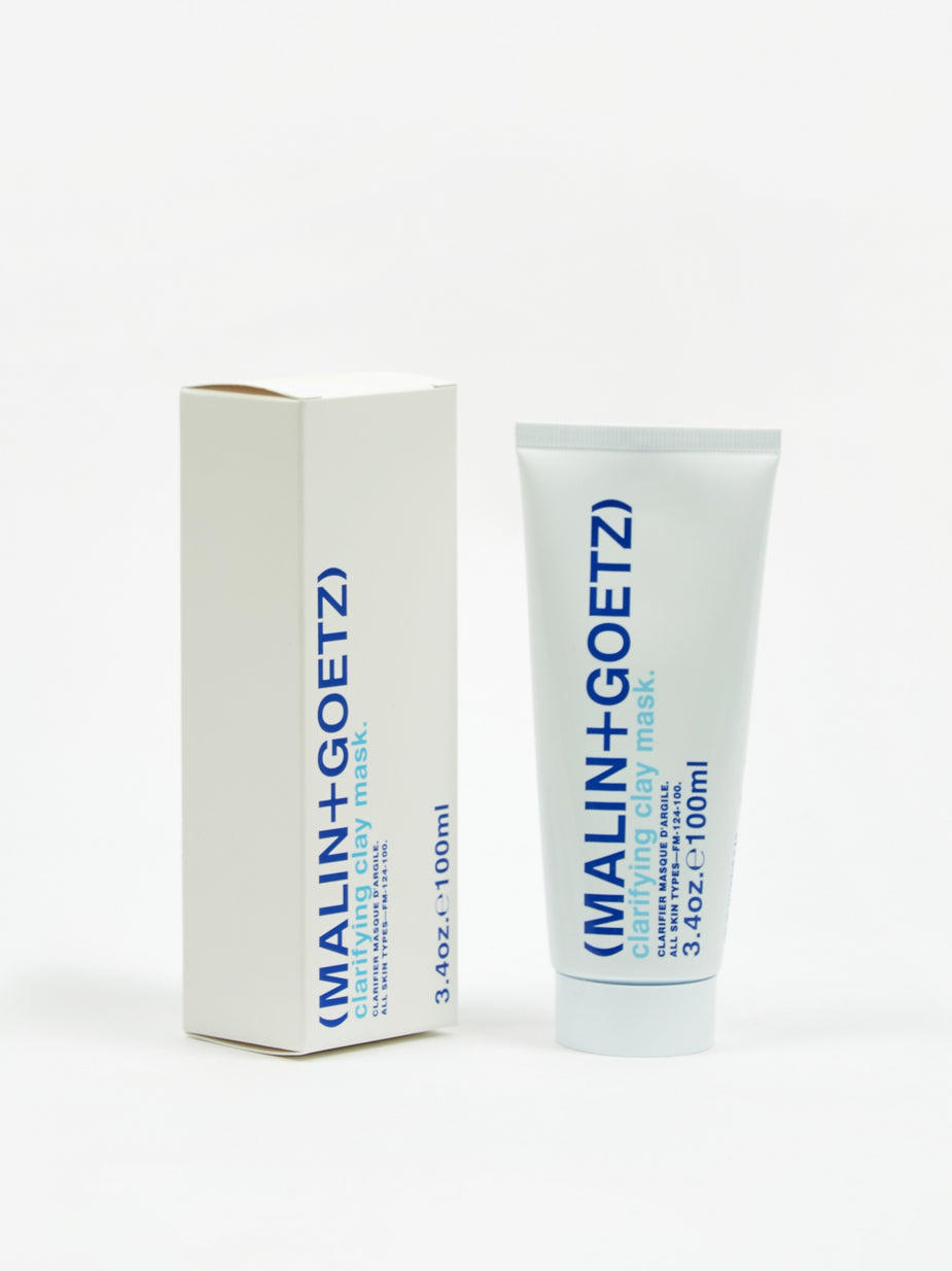 Malin+Goetz Malin+Goetz Clarifying Clay Mask - 100ml - White