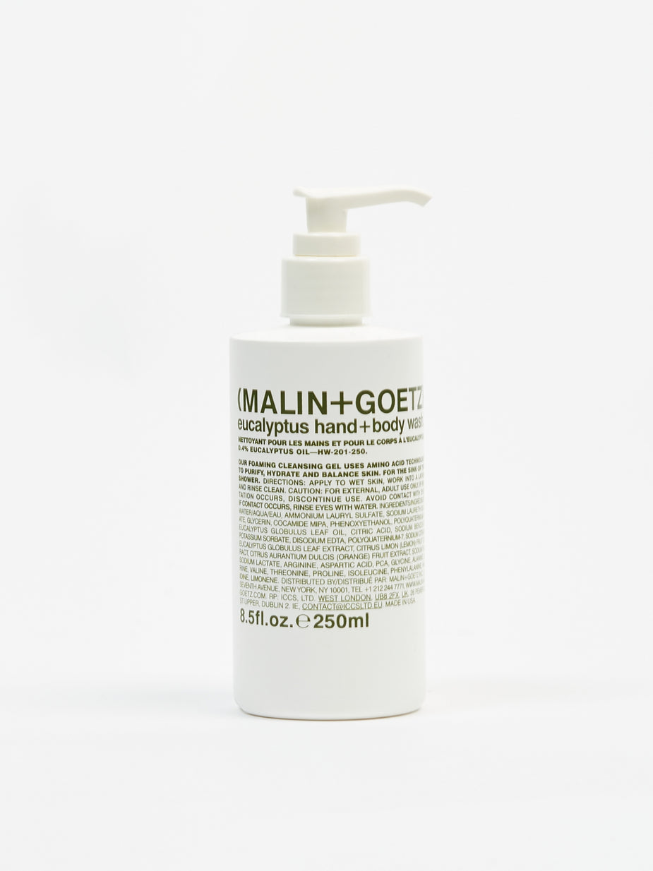 Malin+Goetz Malin+Goetz Eucalyptus Hand + Body Wash - 250ml - Other