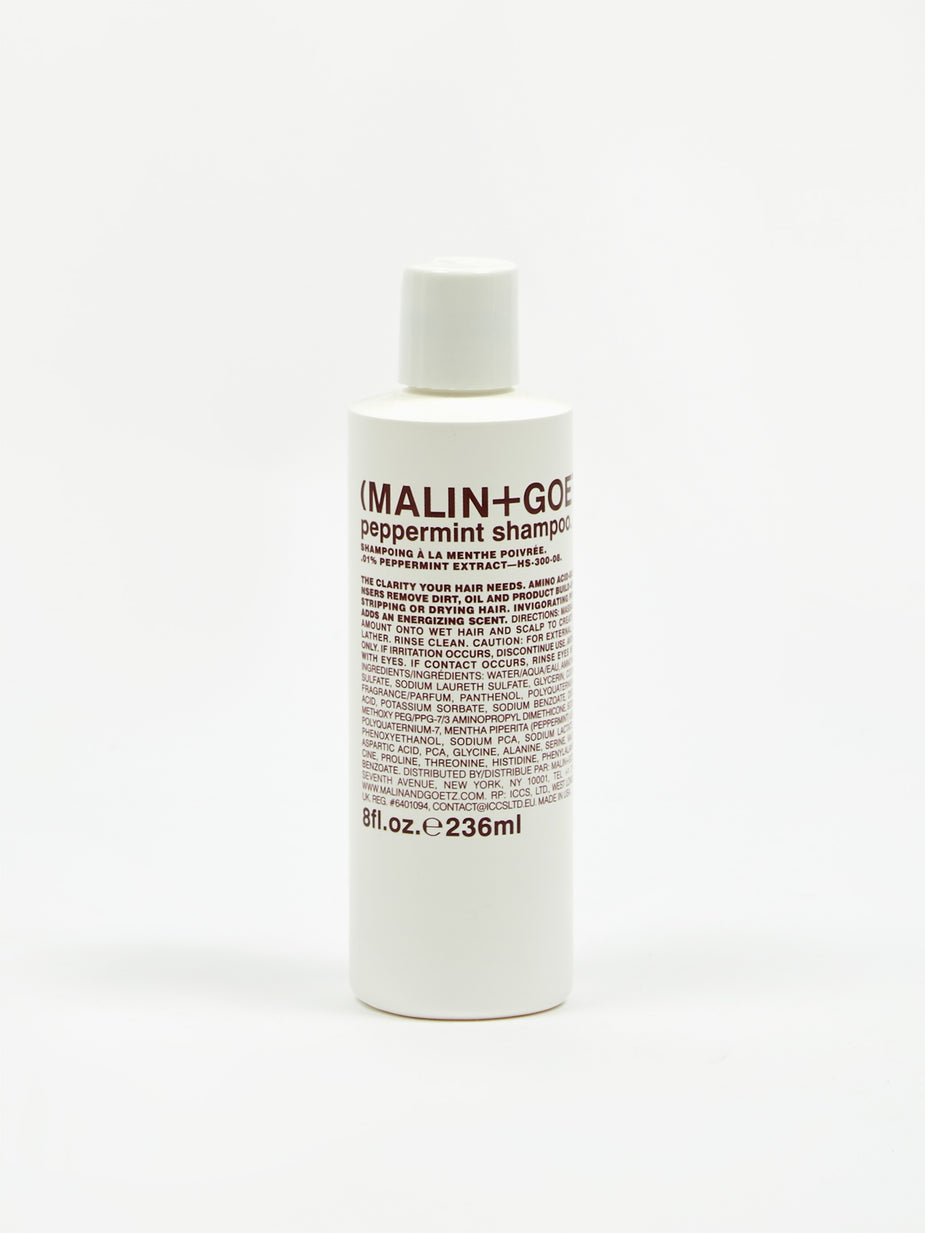 Malin+Goetz Malin+Goetz Peppermint Shampoo - 236ml - White