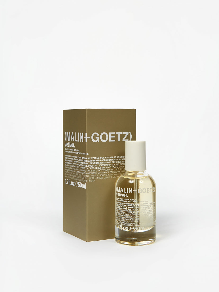 Malin+Goetz Malin+Goetz Vetiver Eau de Parfum - 50ml - Other