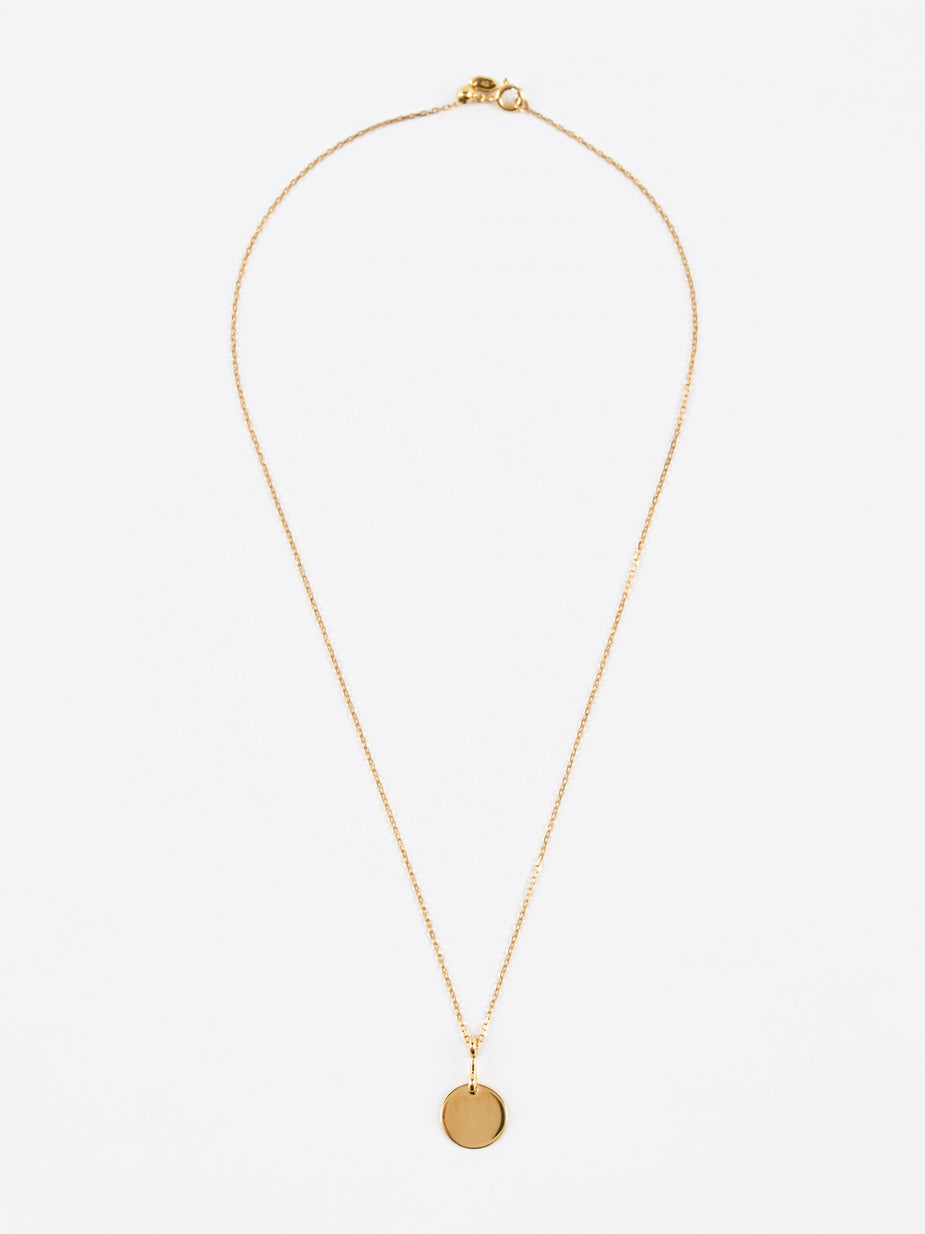 Maria Black Maria Black Bell Necklace - Gold - Gold