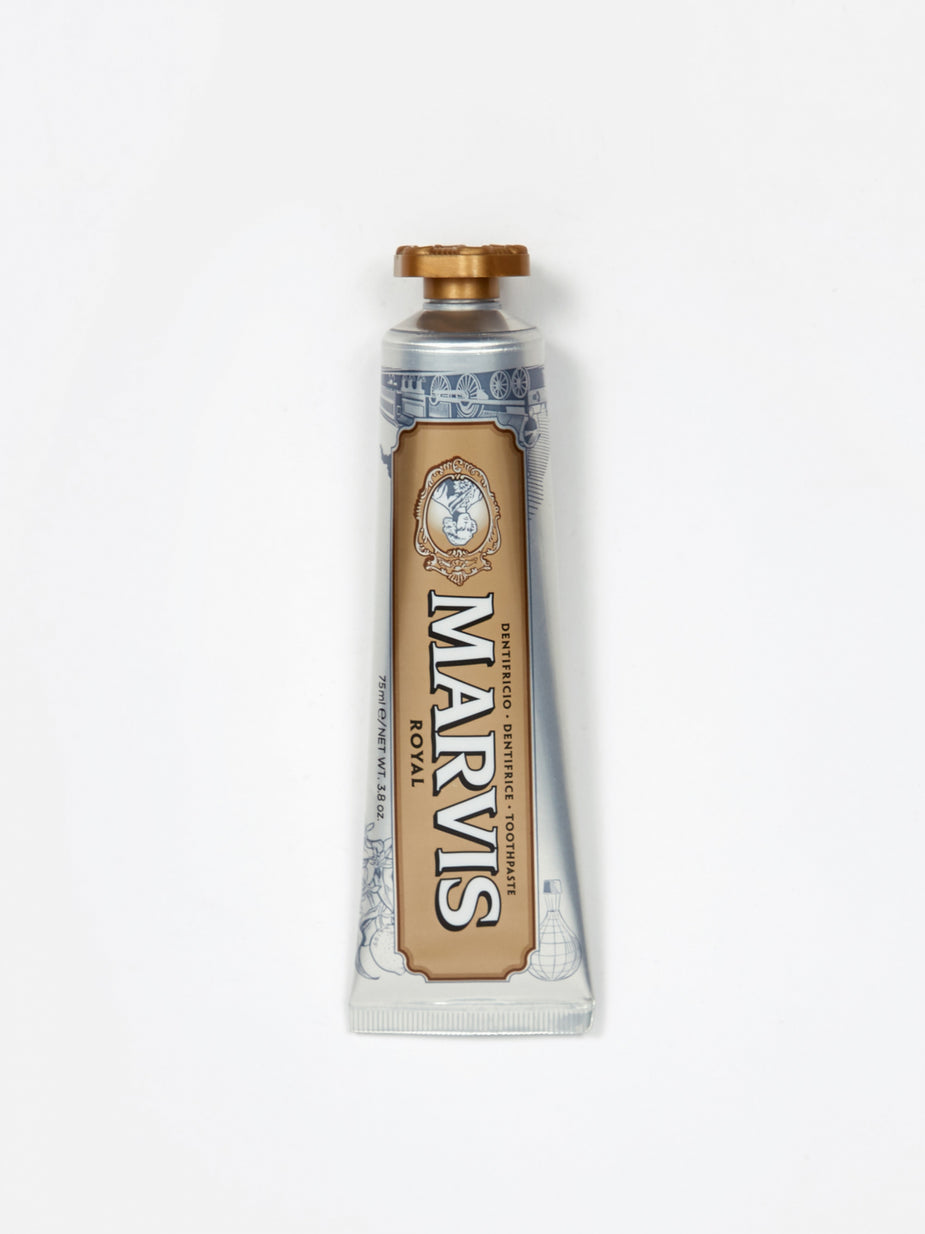 Marvis Marvis Toothpaste - Royal 75ml - Gold