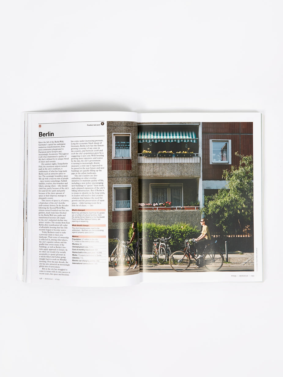 Monocle Monocle - Issue 125 (July/August 2019)