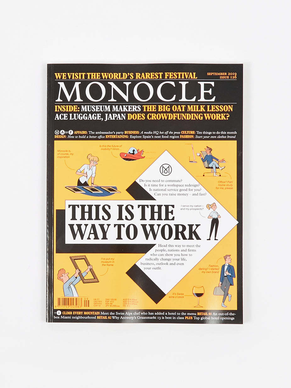 Monocle Monocle - Issue 126 (September 2019) - Other