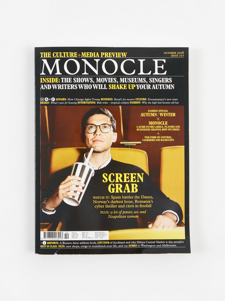 Monocle Monocle - Issue 117 (Oct 2018) - Black