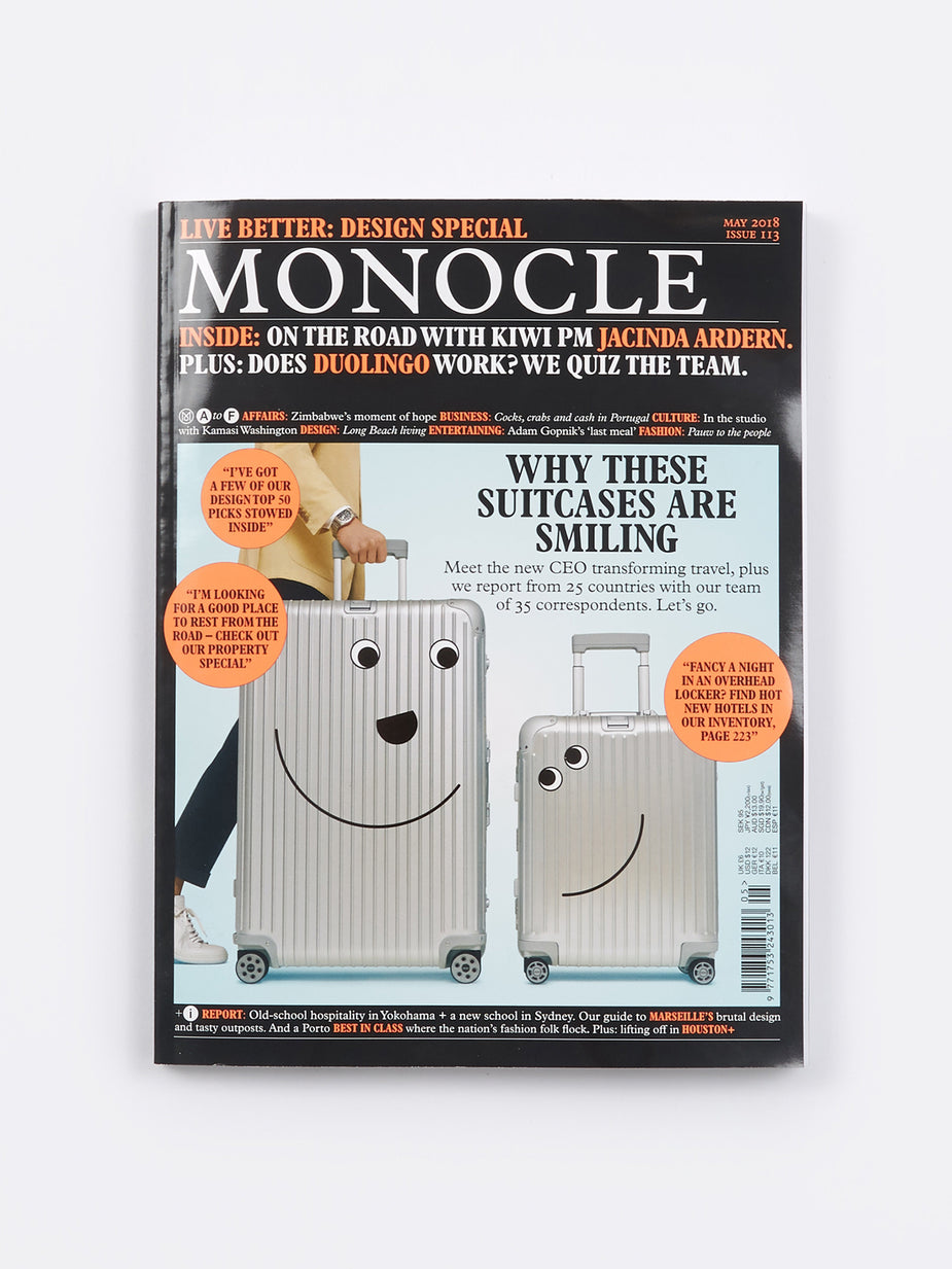 Monocle Monocle - Issue 113 (May 2018) - Black