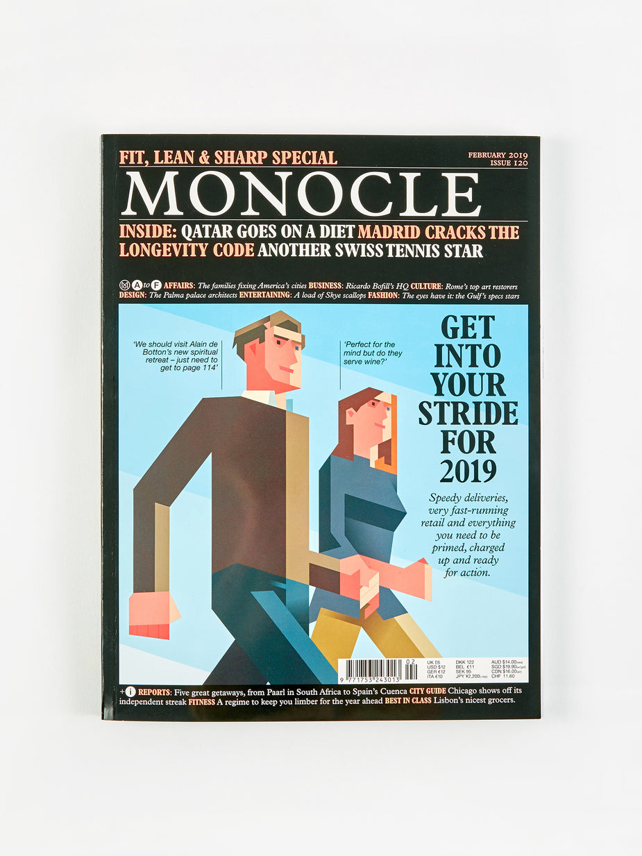 Monocle Monocle - Issue 120 (Feb 2019)