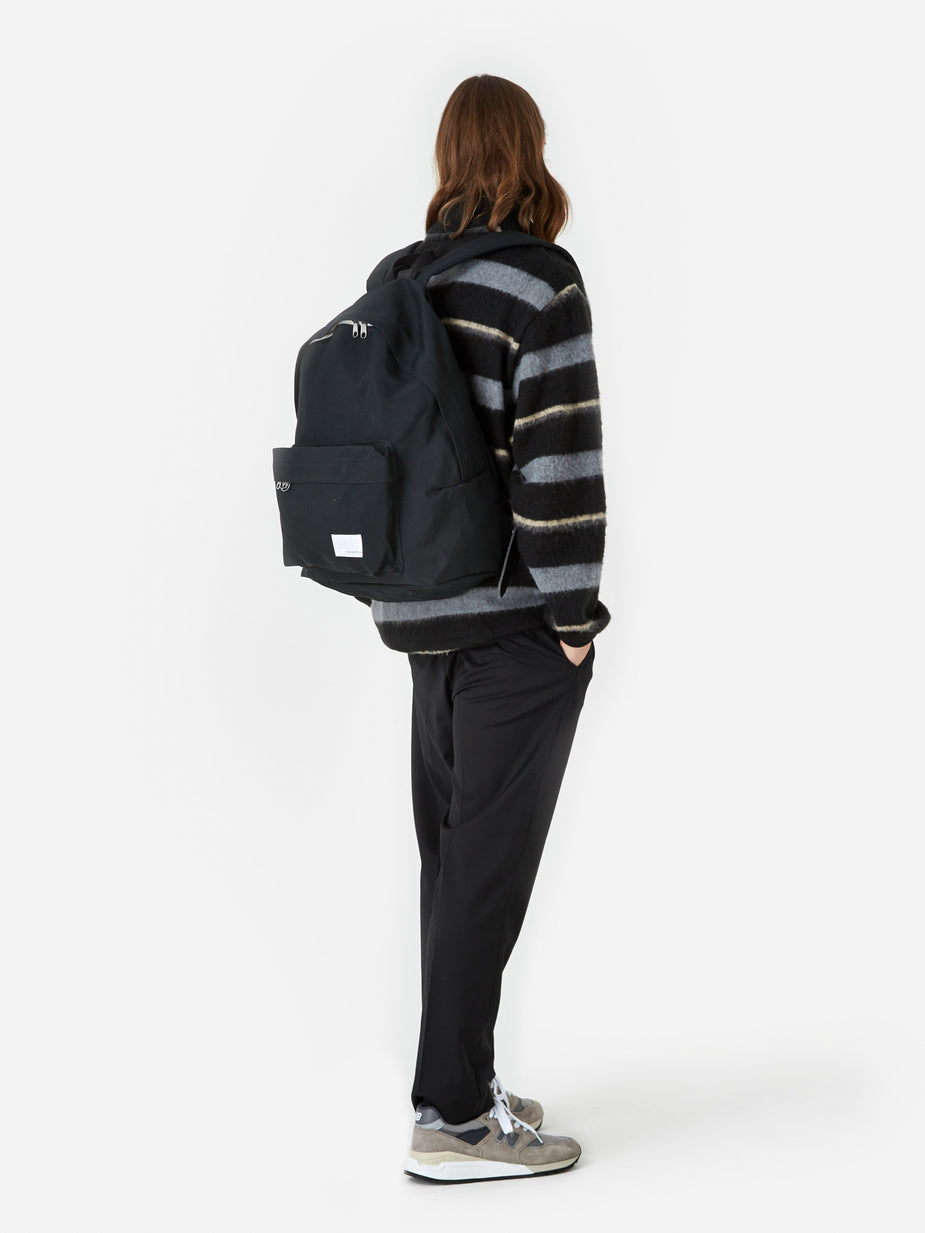 Nanamica Nanamica Day Pack - Black - Black