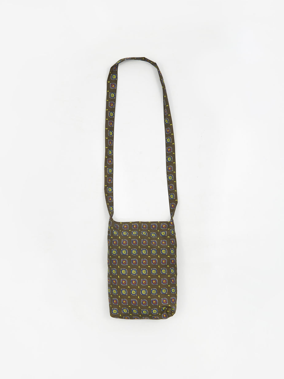 Needles Needles Book Bag - Khaki - Neutrals