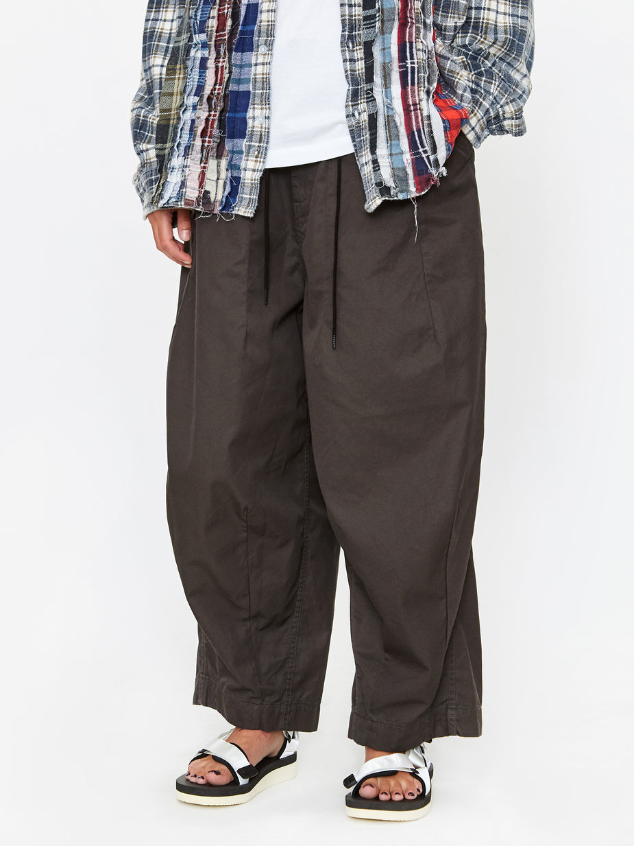 Needles Needles HD Military Pant - Charcoal - Grey