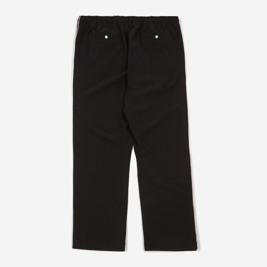 Needles Needles Piping Cowboy Trouser - Black - Black