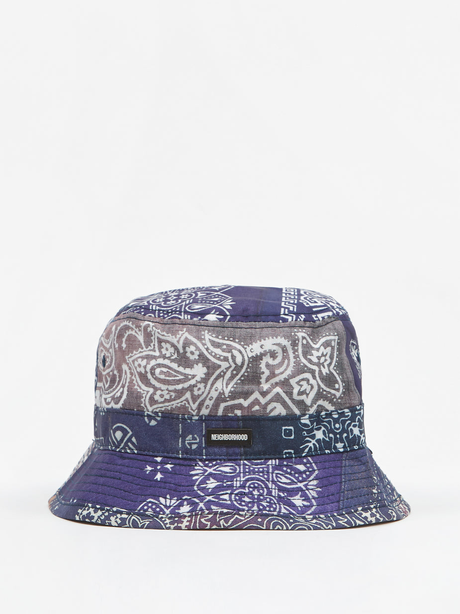 Neighborhood Neighborhood Bucket-B / E-Hat - Navy - Navy