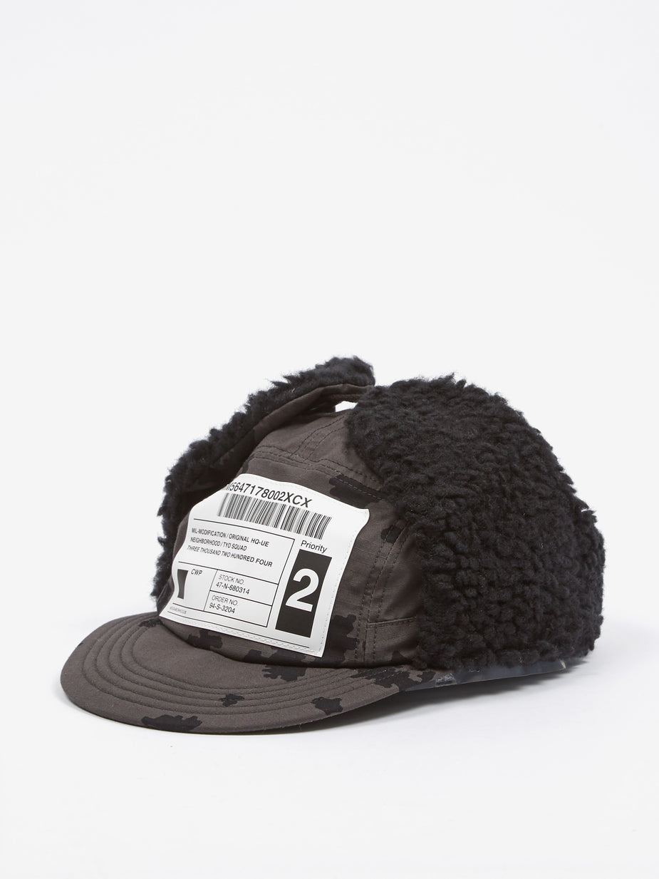 Neighborhood Neighborhood Ear SC / C-CAP - Charcoal - Grey