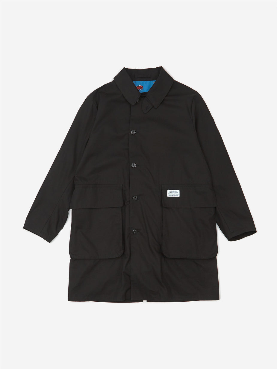 Neighborhood Neighborhood Isley / C-Coat - Black - Black