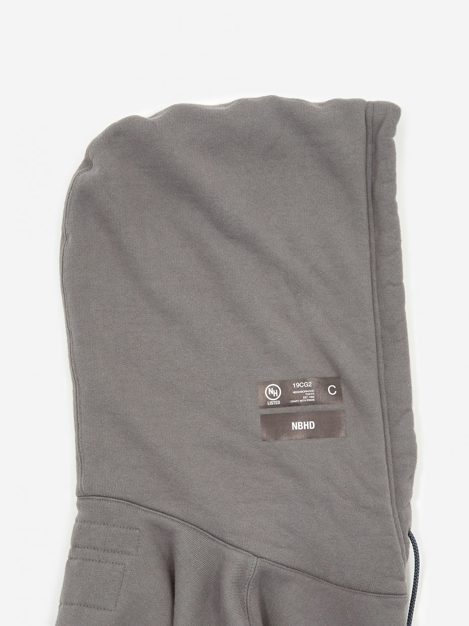 Neighborhood Neighborhood Longsleeve Thick-H / C - Grey - Grey