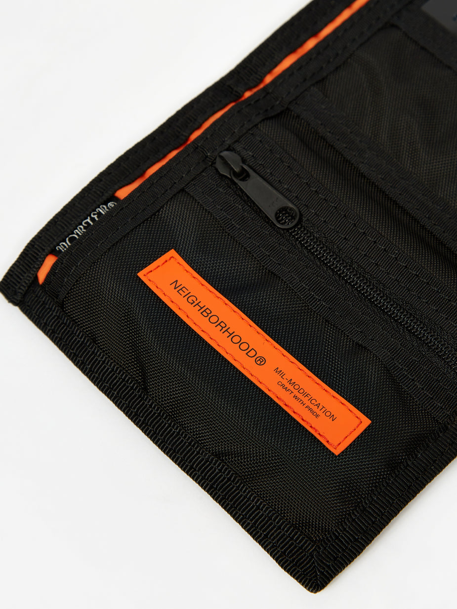 Neighborhood Neighborhood x Porter NHPT Wallet / NC-CASE - Black - Black