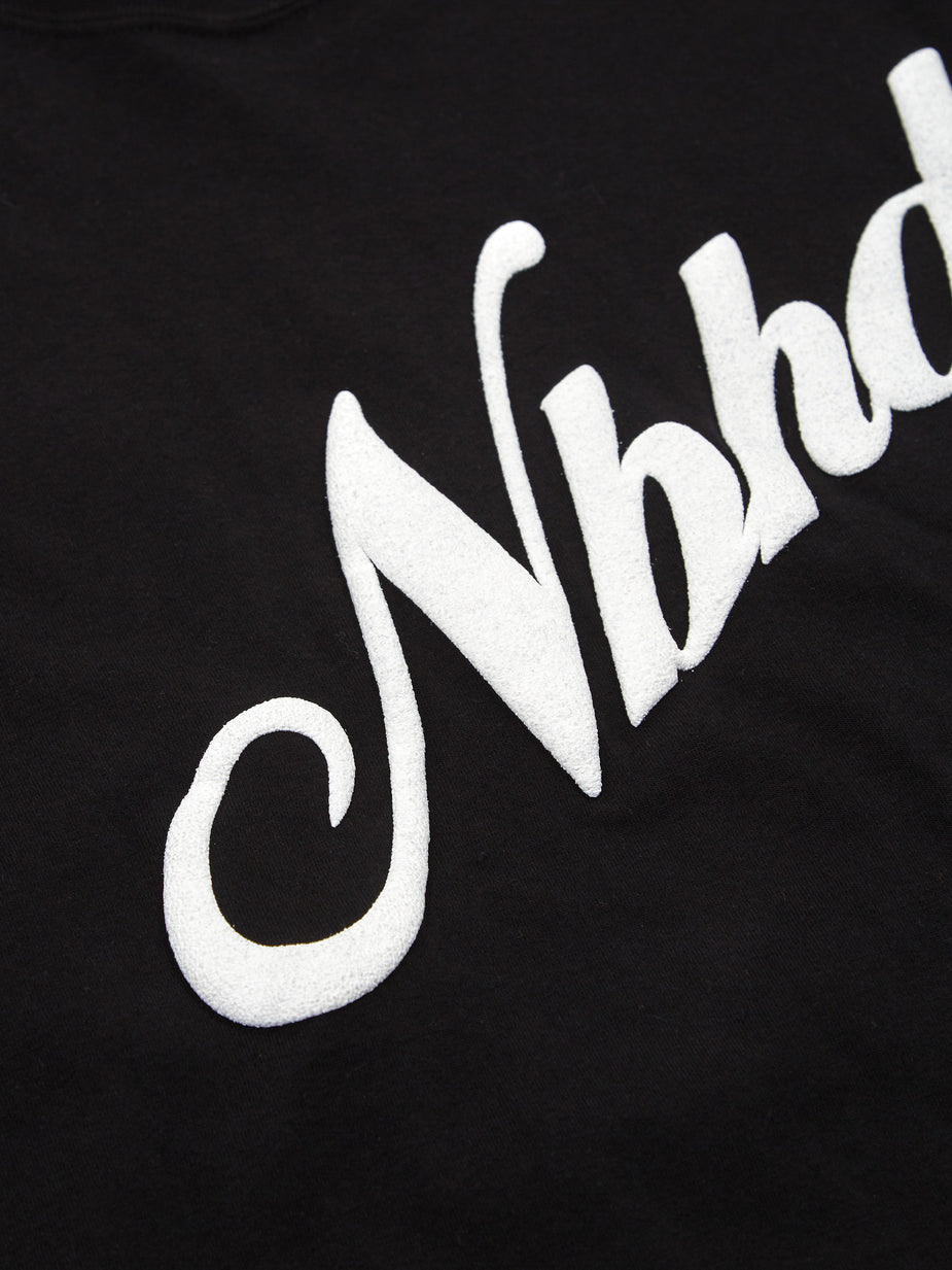 Neighborhood Neighborhood Script / C-Tee Longsleeve - Black - Black