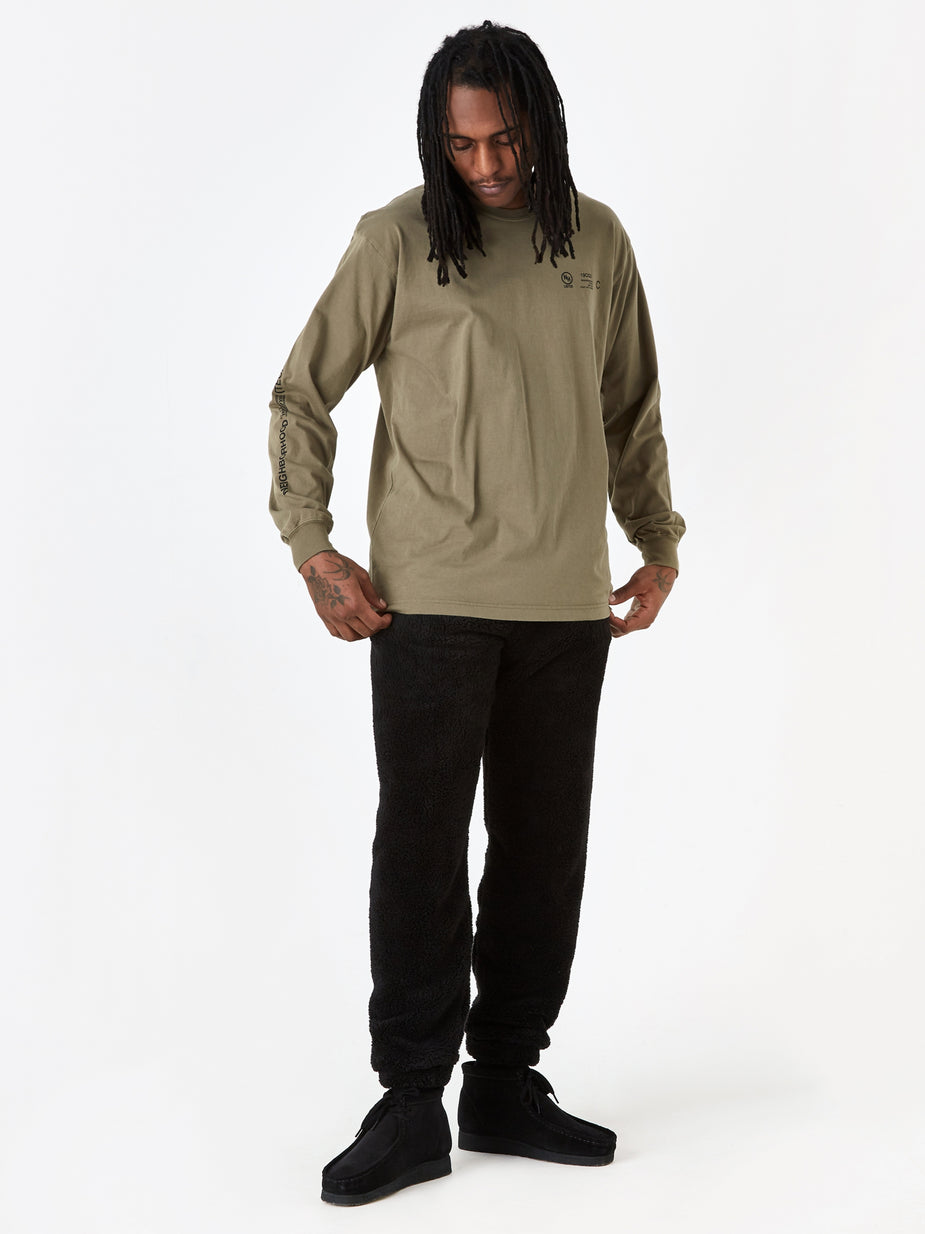 Neighborhood Neighborhood Wavy Bone / E-PT - Black - Black