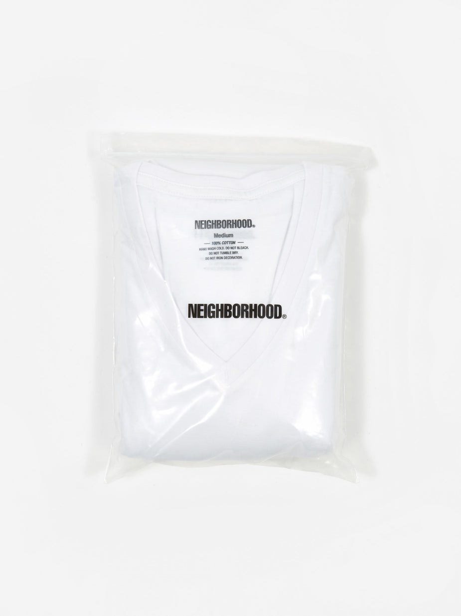 Neighborhood Neighborhood Classic 3Pac / C-V SS T - White - White