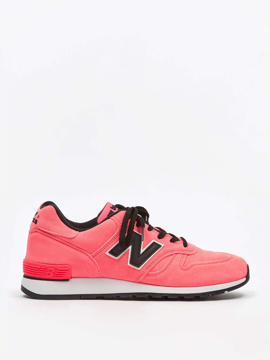 New Balance New Balance M670NEN - Highlighter Pink - Multi
