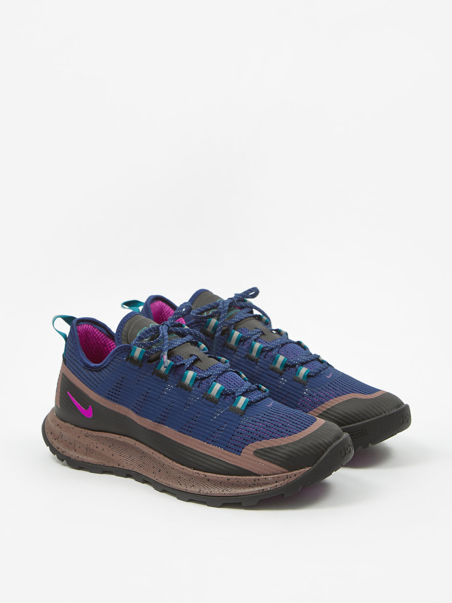 Nike Nike ACG Air Nasu - Blue Void/Vivid Purple - Blue