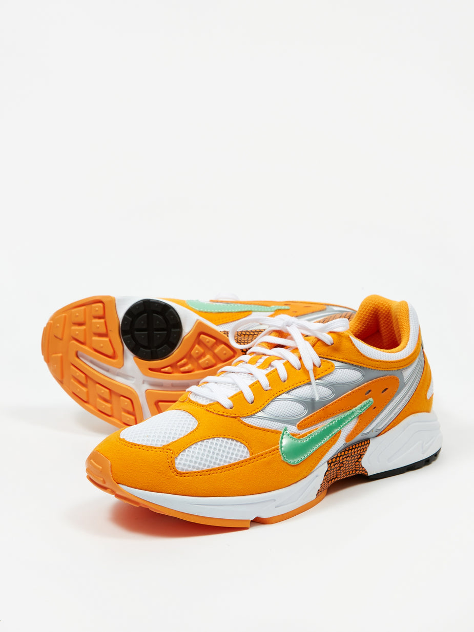 Nike Nike Air Ghost Racer - Orange Peel/Aphid Green/Platinum - Orange