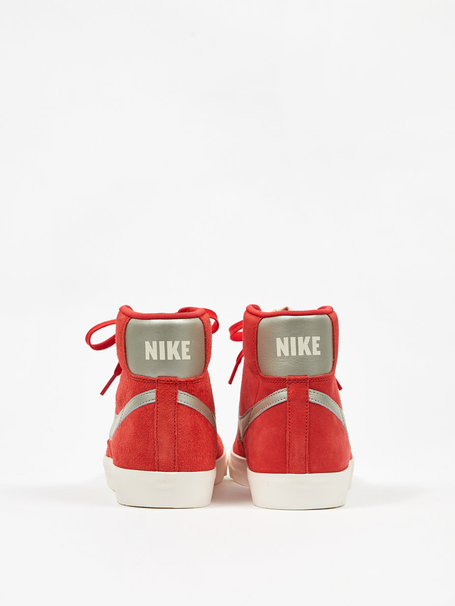 Nike Nike Blazer 77 - University Red/Silver/Sail - Red