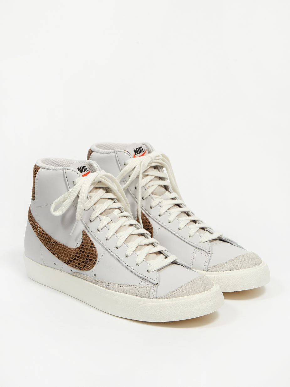 Nike Nike Blazer Mid 77 Vintage - Vast Grey/Red/Bronze/Sail - Red
