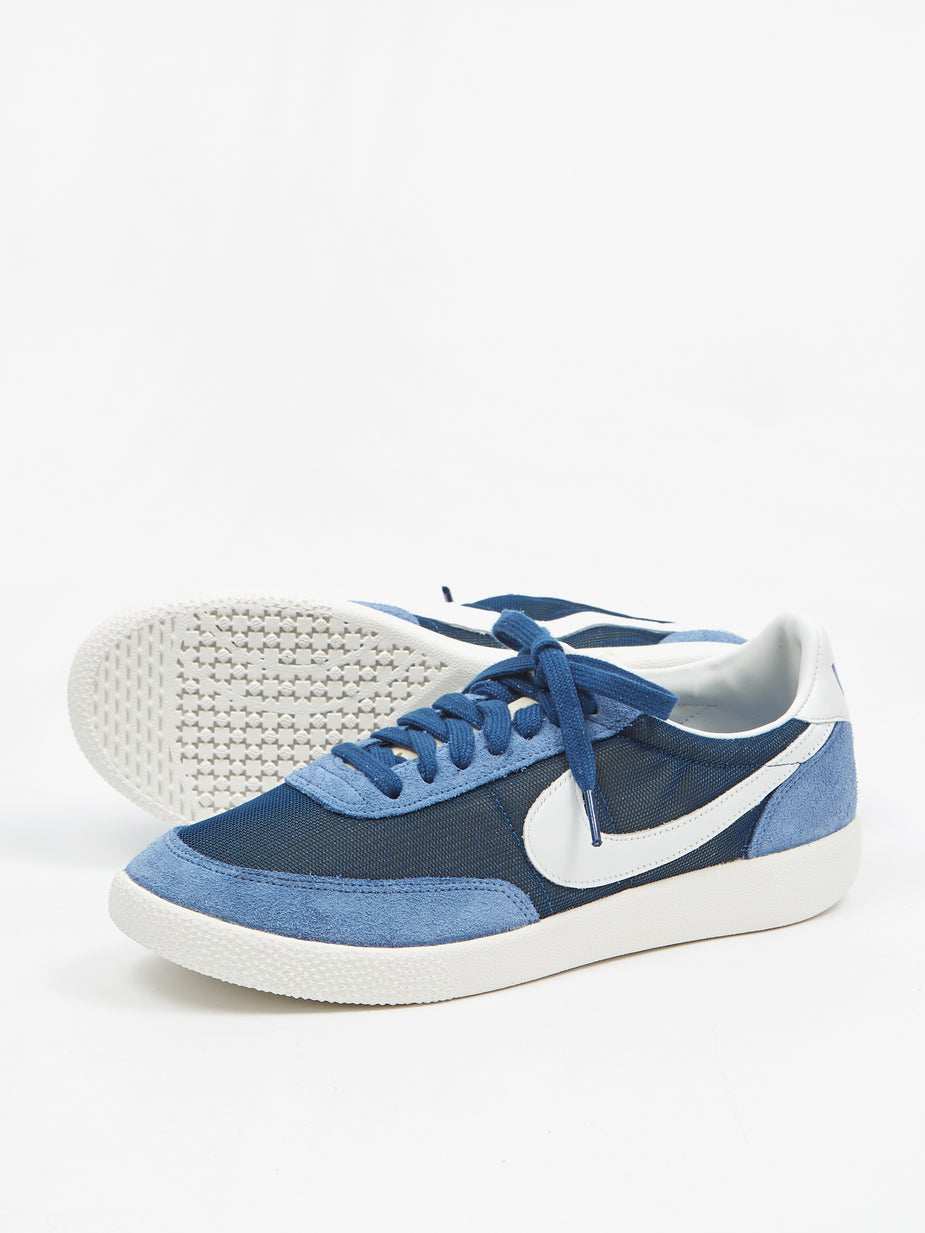 Nike Nike Killshot SP - Coastal Blue/White/Stone Blue - Red