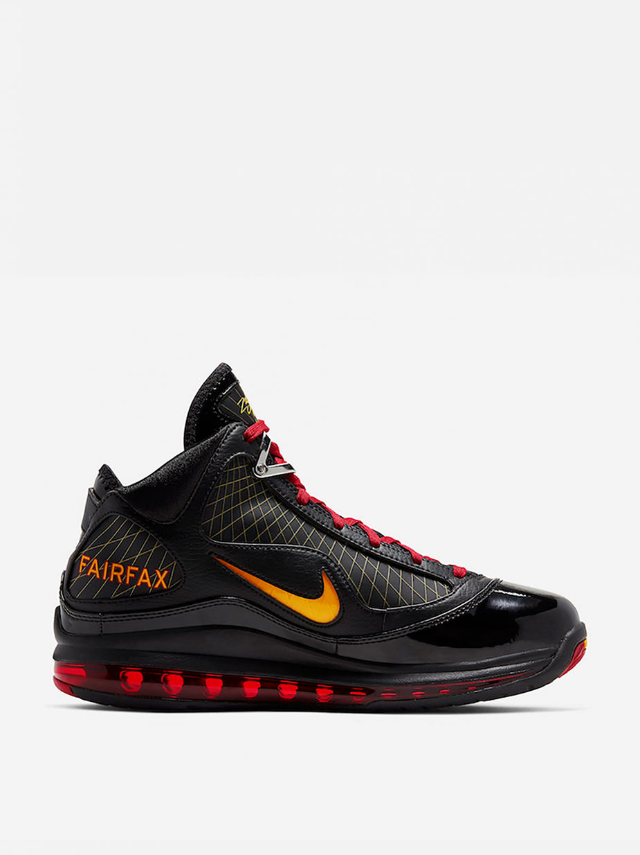 Nike Nike Lebron 7 QS - Black/Red/Maize - Red