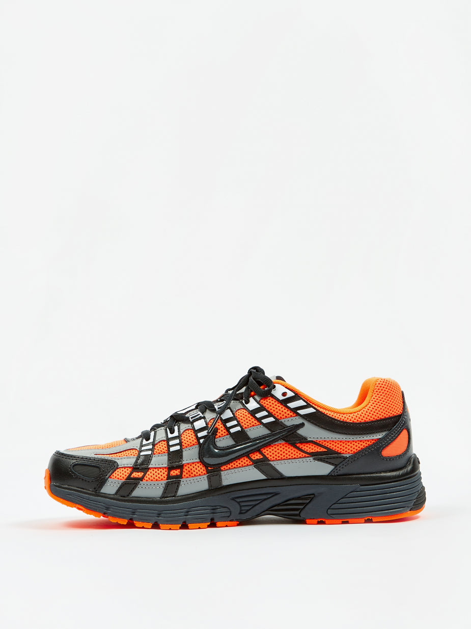 Nike Nike P-6000 - Orange/ Black/Anthracite/Silver - Orange