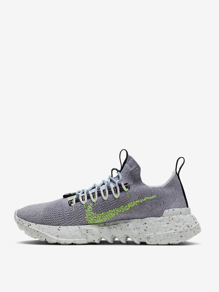 Nike Nike Space Hippie 01 - Grey/Volt Glow/Phonton Dust