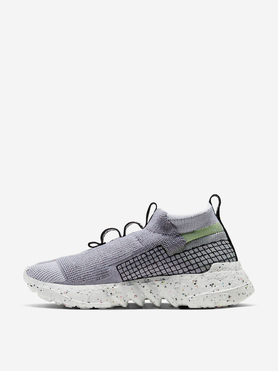 Nike Nike Space Hippie 02 - Grey/Volt Glow/Phonton Dust
