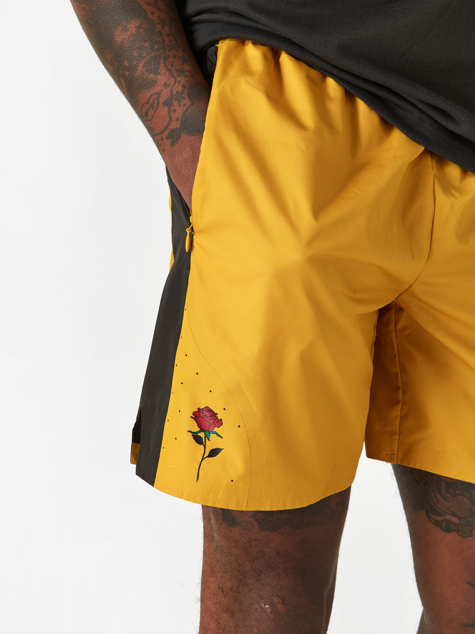 Nike Nike x Gyakusou NRG Utility Short - Mineral Yellow/Deep Pewter/Sail - Yellow