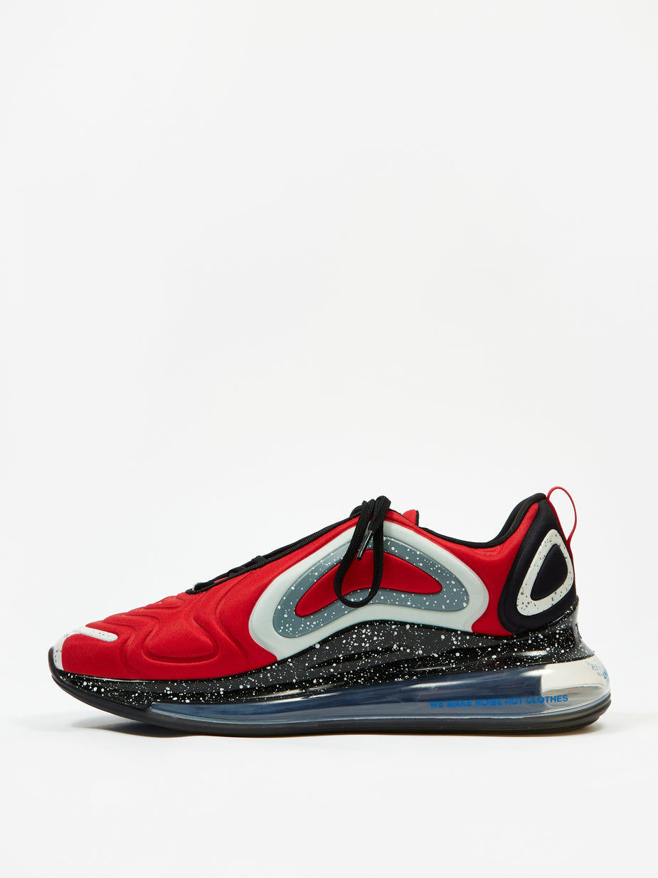 Nike Nike x Undercover Air Max 720 - Univesity Red/Blue Jay - Red