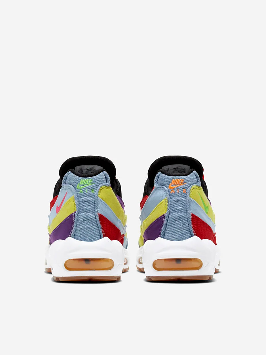 Nike Nike Air Max 95 SP - Psychic Blue/Chrome Yellow/White - Yellow