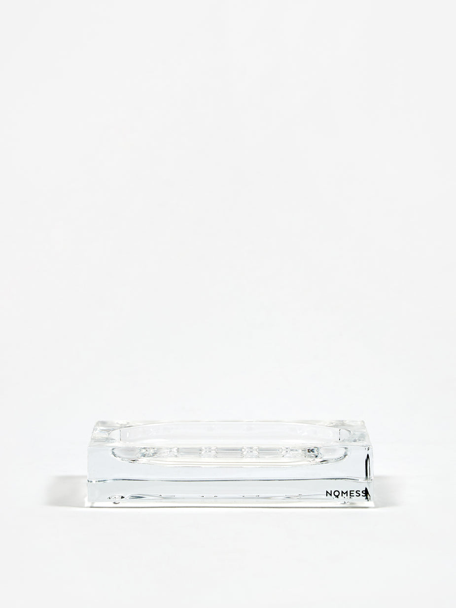 Nomess Nomess Soap Dish - Clear - Other