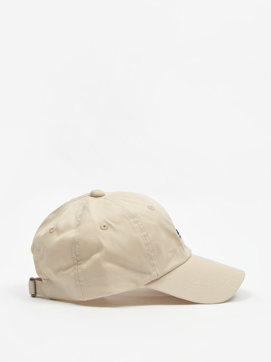 Nonnative Nonnative Dweller 6P Cap Capital Cotton Twill - Beige - Green