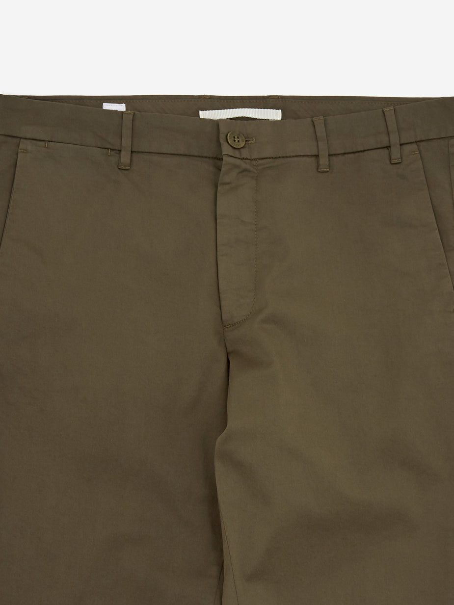 Norse Projects Norse Projects Aros Slim Light Stretch Trouser - Ivy Green - Green