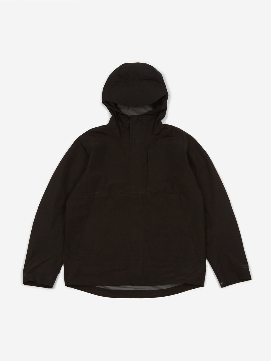 Norse Projects Norse Projects Fyn Gore-Tex Jacket 2.0 - Black - Black