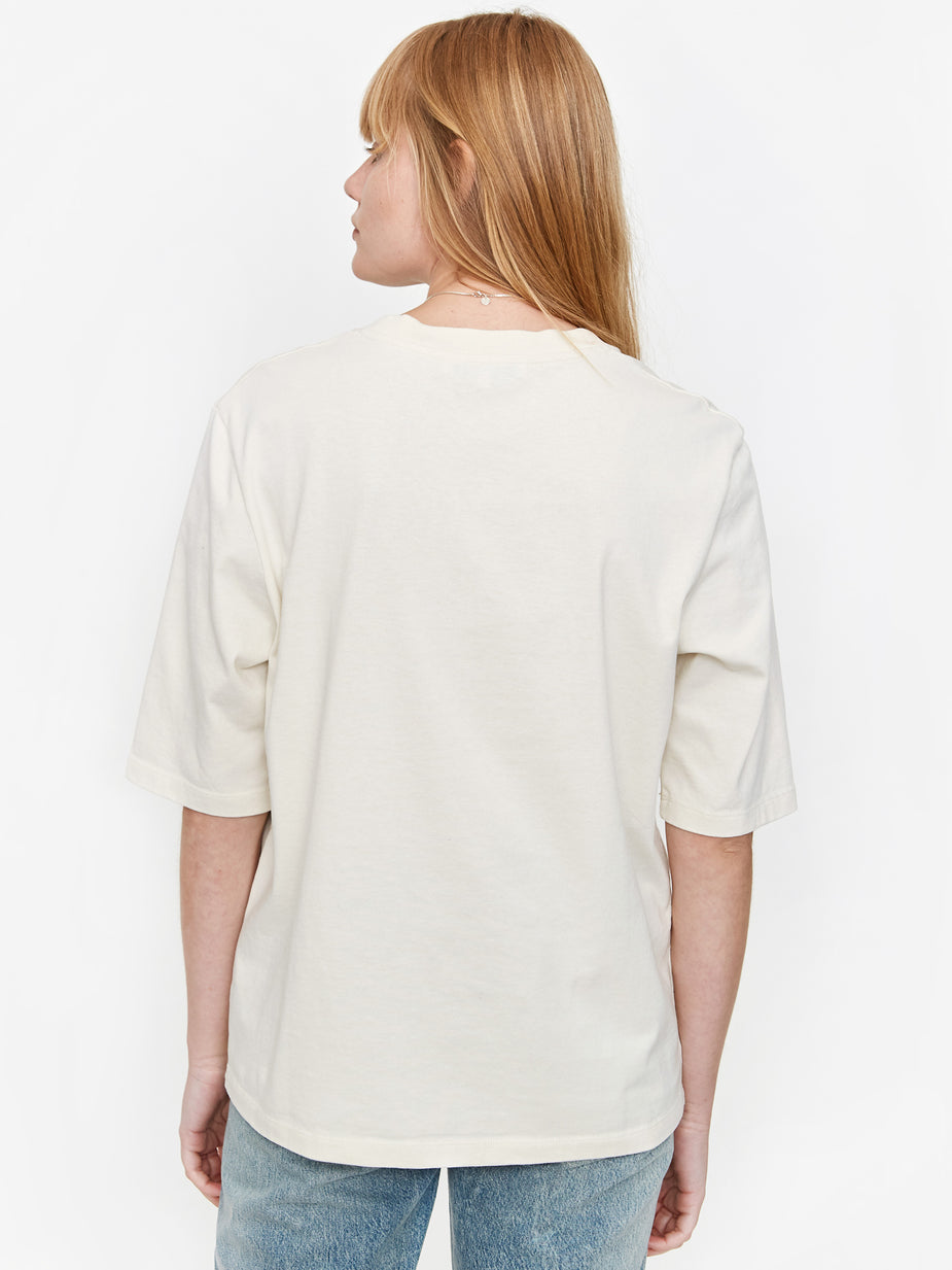 Norse Projects Norse Projects Ginny Heavy Jersey T-Shirt - Kit White - White
